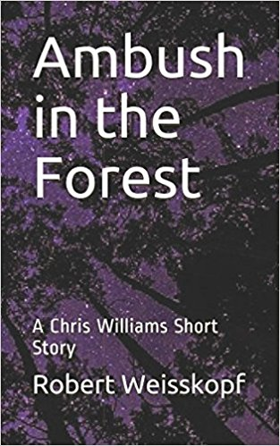 Ambush in the Forest Paperback cover