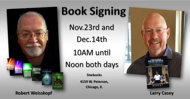 Booksigning 2019 fall
